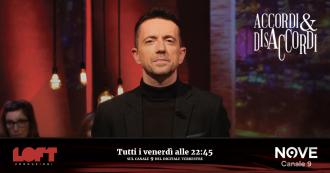 """Accordi&Disaccordi (Nove), Scanzi: """"In Emilia i Cinque stelle dovrebbero condizionare Bonaccini e il centrosinistra migliorandoli"""""""