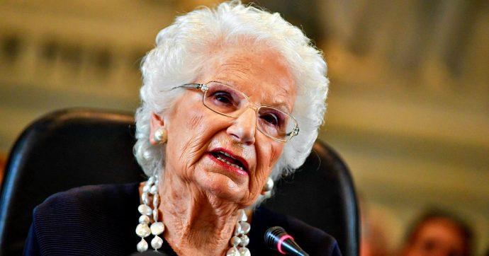 """Liliana Segre: """"Io non perdono e non dimentico, ma non odio"""""""