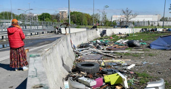 Roma: con questo piano niente più campi rom, ma 'sbandati' senza fissa dimora