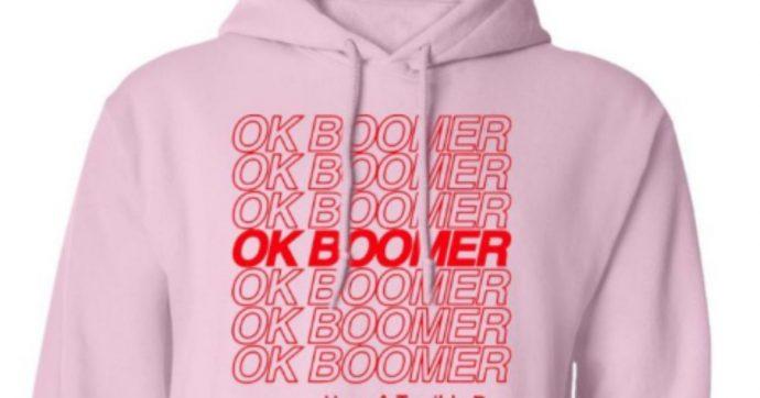 """Se qualcuno ti dice """"ok boomer"""" devi sapere che… (da dove arriva questa espressione virale e cosa significa)"""