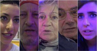 """Emilia Romagna, vox tra i militanti dem tra incubo Salvini e speranza: """"Se vince vado in Portogallo"""". """"Qui non si passa"""""""