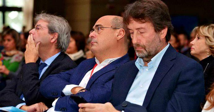 """Pd, Zingaretti: """"Ius soli in agenda"""". Di Maio: """"Sconcertato, pensiamo al Paese sott'acqua"""". Orlando: """"Siamo in grado di pensare a 2 cose"""""""