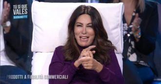 """Tu si que vales, il """"giallo"""" di Sabrina Ferilli: """"Ogni tanto sparisce dallo studio e viene sostituita da Belen"""""""