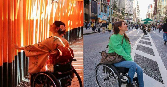 Paralimpiadi di Tokyo, il viaggio in Giappone dell'attivista Lamarca per selezionare luoghi senza barriere e inclusivi per turisti disabili