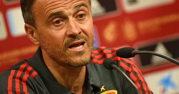 Spagna, Luis Enrique torna ct dopo la morte della figlia: caos nello spogliatoio. Il suo ex vice e i giocatori disertano conferenza stampa
