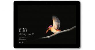 Microsoft Surface Go, tablet in offerta su Amazon col 20% di sconto