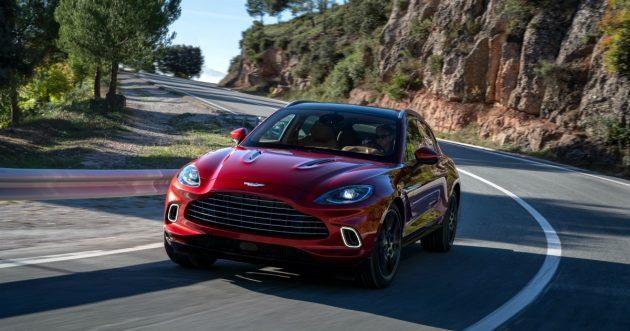 Aston Martin DBX, svelato il nuovo sport utility. Lo guiderà James Bond? – FOTO
