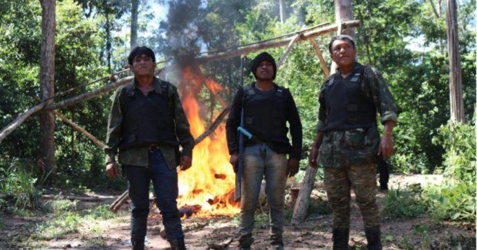 Amazzonia, la lotta dei Guardiani della foresta continua tra dolore e indignazione