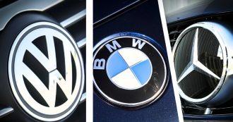 Cartello dell'acciaio, in Germania multa da 100 milioni per Bmw, Daimler e Volkswagen