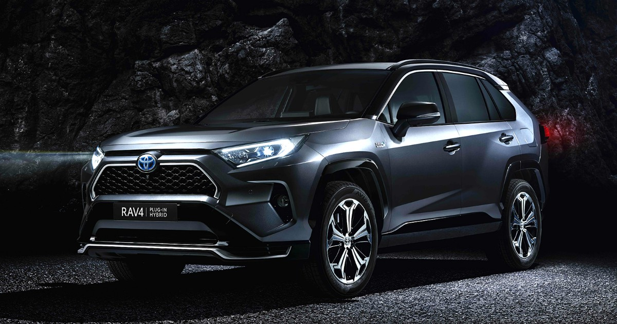 Toyota Rav4 Plug-in Hybrid debutta al salone di Los Angeles
