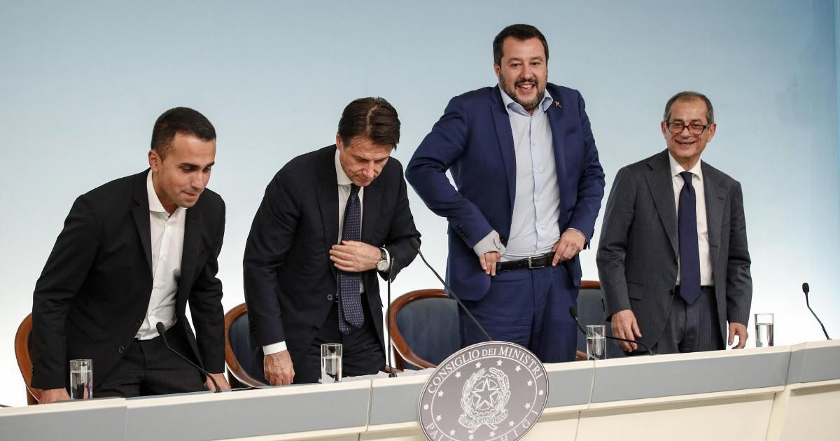 """Meccanismo europeo di stabilità, il vertice a giugno con Di Maio e Salvini. Conte disse: """"Useremo il veto"""""""