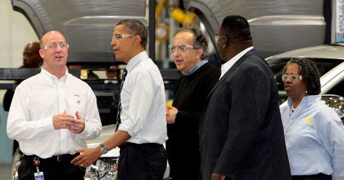 """In Edicola sul Fatto Quotidiano del 21 Novembre: Scandalo mondiale all'ombra di Obama. """"Così Marchionne si comprava i sindacati Usa"""""""