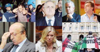 Da Andreotti a Lavitola, dall'Eternit alla Diaz fino a Berlusconi e Verdini: quando il potere la fa franca