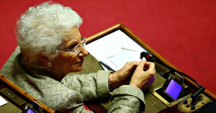 """Liliana Segre: """"Il gesto di Ezio Greggio è un fiore raro"""". La senatrice a vita si dice pronta a presiedere la commissione contro l'odio"""