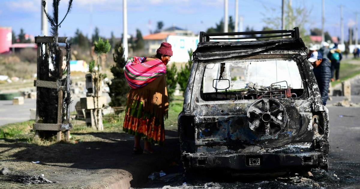 Bolivia, che vergogna i democratici che non vedono il golpe