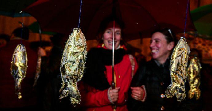 Le sardine per ora sembrano più furbe di Salvini