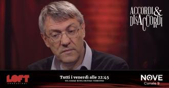 """Accordi&Disaccordi (Nove), Landini su ex Ilva: """"Favorevole a intervento pubblico, ma si riparta da accordo di un anno fa"""""""
