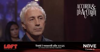 """Accordi&Disaccordi (Nove), Marco Travaglio: """"Il governo Conte balla sul Titanic. Se cade Salvini riscrive la Costituzione"""""""