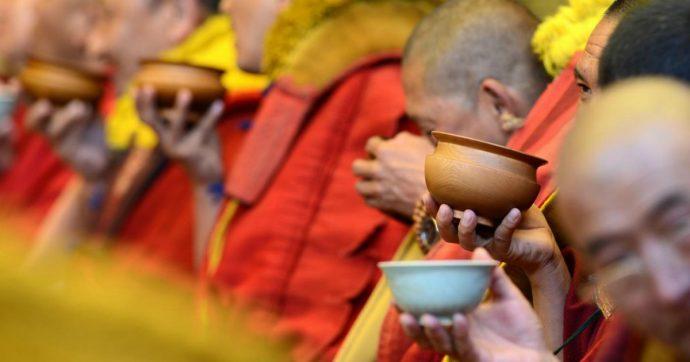 """La Thailandia mette a dieta i monaci buddisti: """"La metà sono obesi, a decine sono state amputate le dita di mani e piedi"""""""