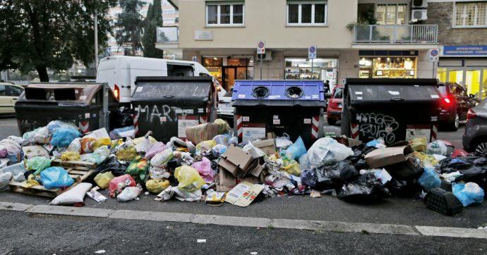 Roma, l'emergenza rifiuti non si risolverà a colpi di ordinanze urgenti