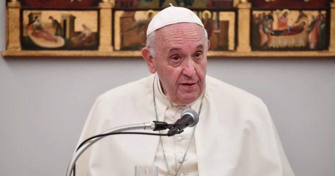 """Papa Francesco a Nagasaki: """"Basta con la corsa agli armamenti nucleari. E' un crimine l'uso di energia atomica per fini di guerra"""""""