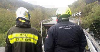 """Viadotto Savona, i testimoni del crollo: """"Ho pensato subito ad un nuovo ponte Morandi"""". """"Arrivava un pullman, lo abbiamo fermato"""""""
