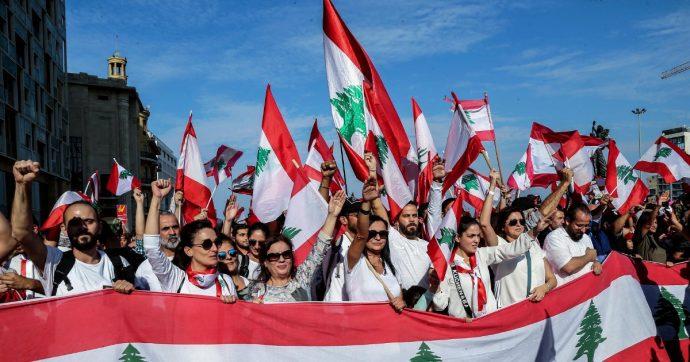 Libano, la sfida al potere passa dalle donne. La 'rivoluzione d'ottobre' riguarda anche loro