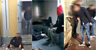 """Ventimiglia, migranti respinti trattenuti dalla polizia francese in container. Attivisti diffondono video girati all'interno: """"Condizioni disumane"""""""