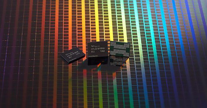 Hynix, pronte le nuove memorie da 1 terabyte per smartphone sempre più sottili e con bassi consumi