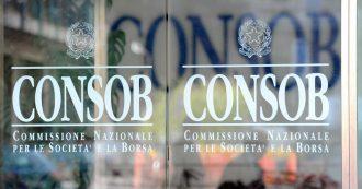 Coronavirus, la Consob vieta le vendite allo scoperto per tre mesi. Rafforzata la trasparenza sulle partecipazioni