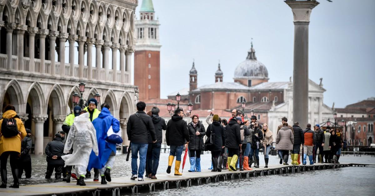 """""""Venezia torni ai veneziani"""": le ragioni del Sì al referendum"""
