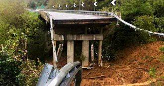 """Crollo viadotto A6, il procuratore: """"Piloni oggetto dell'indagine"""". Autostrada dei Fiori """"non disse ad Anac spese di manutenzione"""""""