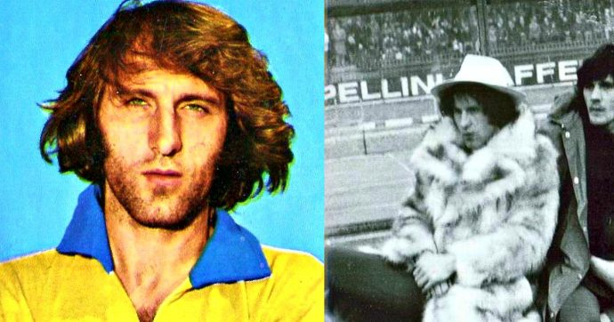 Gianfranco Zigoni, da Oderzo alla A e ritorno: il ribelle furioso con gli arbitri che andò in panchina in pelliccia. Istantanee da Anni '70