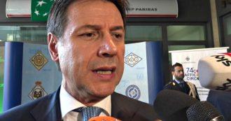 """Fondazione Open, Conte: """"Commissione su fondi ai partiti? Non entro in inchiesta, ma Parlamento è sovrano"""""""