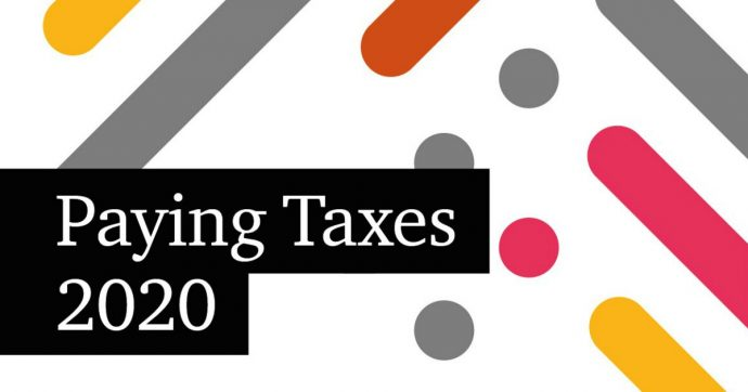 """Fisco, il rapporto: """"Tra tasse e contributi le imprese italiane versano il 59% dei ricavi allo Stato. Contro una media Ue del 38,9%"""""""