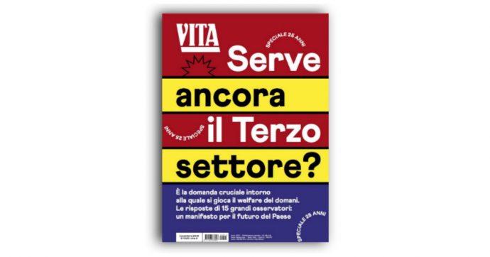 """Vita, il magazine del no-profit fondato da Riccardo Bonacina compie 25 anni. """"Ora serve la consapevolezza dell'urgenza di cambiare"""""""