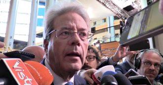 """Coronavirus, Centeno: """"Eurogruppo il 7 aprile. Lavoriamo su Mes, Banca degli investimenti e altre proposte"""". Gentiloni: """"Il progetto europeo rischia di tramontare, Germania comprenda"""""""