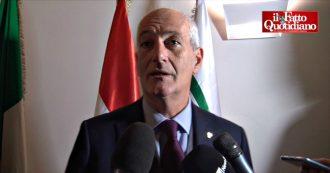 """Polizia egiziana a Roma, Gabrielli: """"Regeni? Verità è esigenza. Ma c'è il dovere di collaborare, a meno che non si decida lo stop dei rapporti"""""""