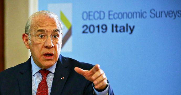 """Pensioni, Ocse: """"L'Italia aumenti l'età effettiva di ritiro dal lavoro. Ora è a 62 anni, cinque in meno di quella teorica"""""""