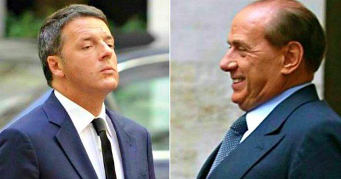 Fondazione Open, Renzi attacca i giudici come Berlusconi: da 'cancro' del Cavaliere a 'vulnus della vita democratica' del leader di Italia Viva