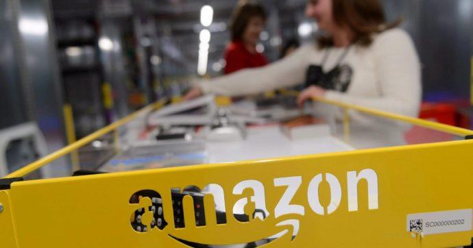 """Coronavirus, è sciopero al centro distribuzione Amazon nel piacentino: """"Misure di sicurezza scarse, azienda non ci tutela"""""""