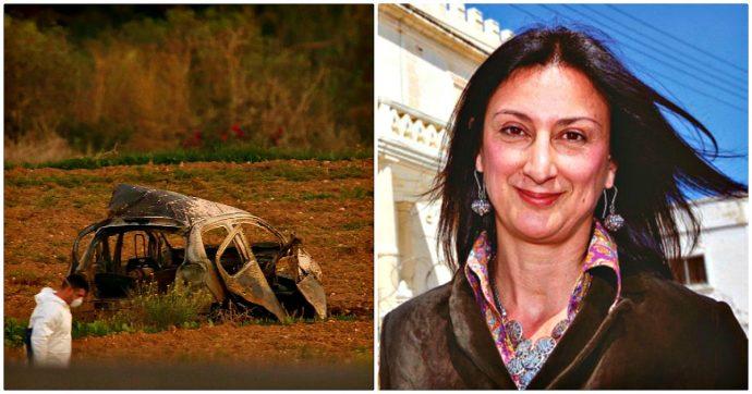 Caruana Galizia, uccidere la giornalista costò 150mila euro. Parlamento Ue in missione per esaminare lo stato di diritto a Malta