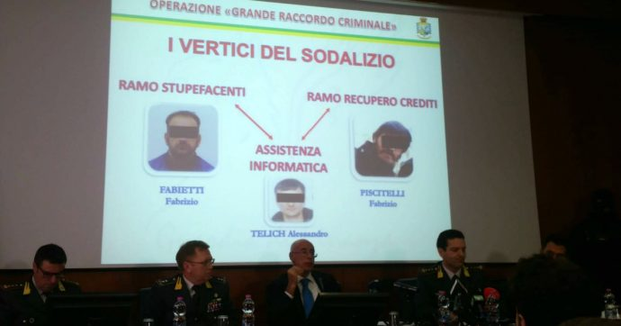 Roma, 51 arresti per traffico di droga: Fabrizio 'Diabolik' Piscitelli leader dell'organizzazione