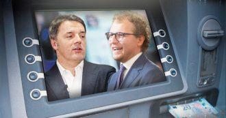 Fondazione Open sotto inchiesta per le spese dei politici e il bancomat di Lotti