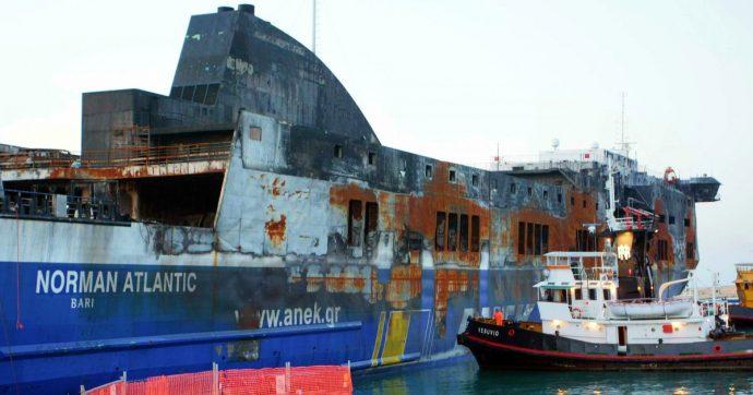 """Norman Atlantic, la Cassazione: """"Non andava dissequestrato il relitto del traghetto andato a fuoco"""". Ma intanto è stato rottamato in Turchia"""