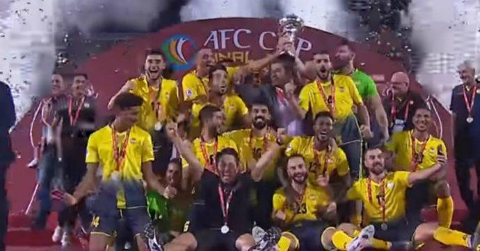 Libano, l'Al-Ahed vince la Coppa Uefa d'Asia tra gloria nazionale e accuse d'essere la costola sportiva di Hezbollah