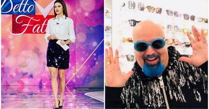 """Detto Fatto, Giovanni Ciacci contro Bianca Guaccero: """"Con lei mi sentivo ospite in casa mia"""""""