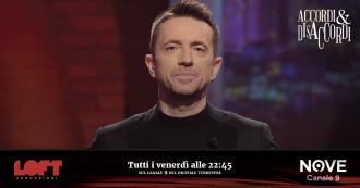 """Accordi&Disaccordi (Nove), Scanzi: """"Salvini che parla da solo in diretta Facebook? Simbolo della politica italiana oggi"""""""