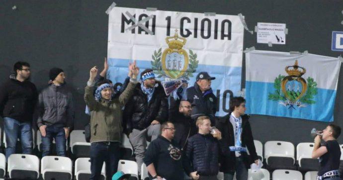 Brigata Mai 1 Gioia: tifare San Marino ed esultare una volta in due anni (non per la vittoria ma per un gol fatto)