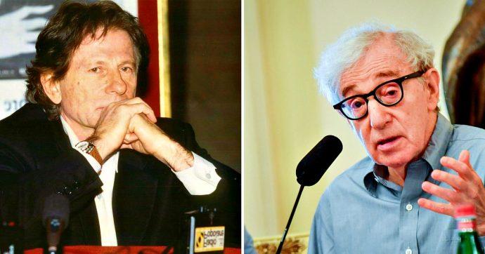 Woody Allen e Roman Polanski, la lettera scarlatta di Hollywood: i loro ultimi film banditi negli Usa